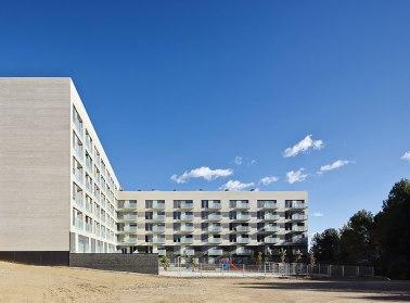 Viviendas Sociales de Alquiler en Terrassa - TAC Arquitectes