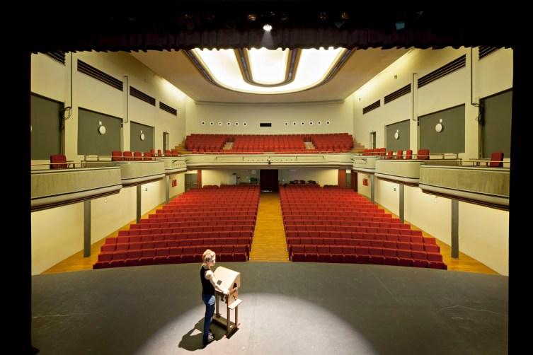 Teatro Gongora - Rafael de La-Hoz Arquitectos