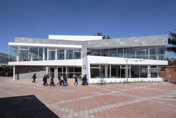 Biblioteca Gerardo Anker - L+A Arquitectos