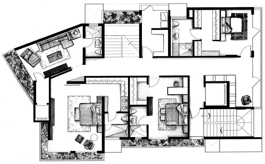 Departamento SDM - Arquitectura en Movimiento Workshop