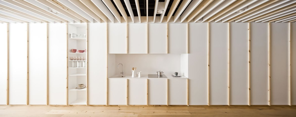 OAK Showroom - Anna & Eugeni Bach