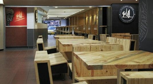 Restaurante Kul - Sánchez Taffur Arquitectos