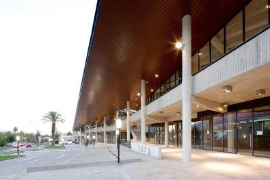 Paseo Boulevard Las Brujas - Mas Fernandez Arquitectos