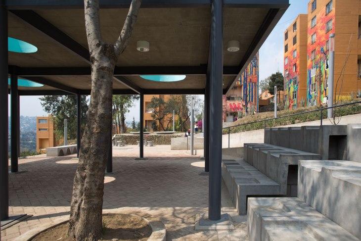 Unidad Habitacional Santa Fe - Ludens