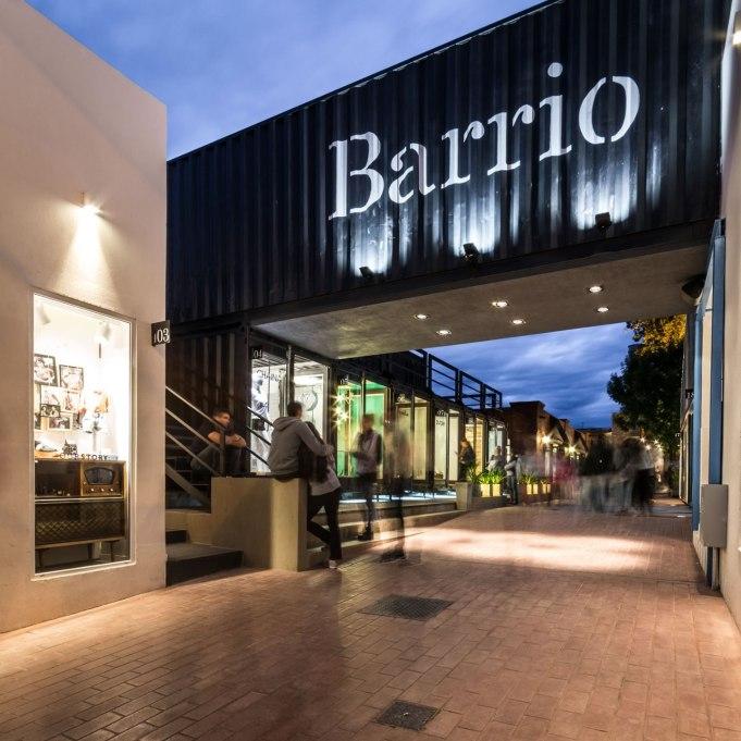 BARRIO - Pablo Dellatorre