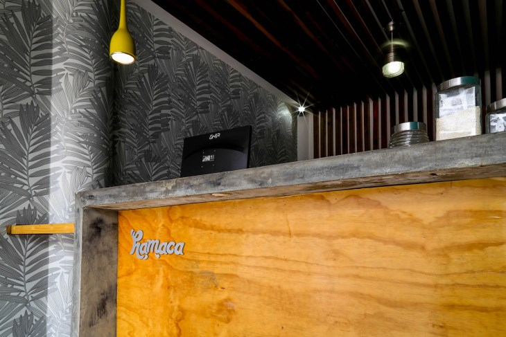 Hamaca Jugo Bar - Red Arquitectos