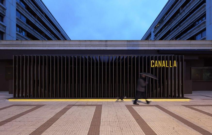 Canalla Disco - Vaillo + Irigaray