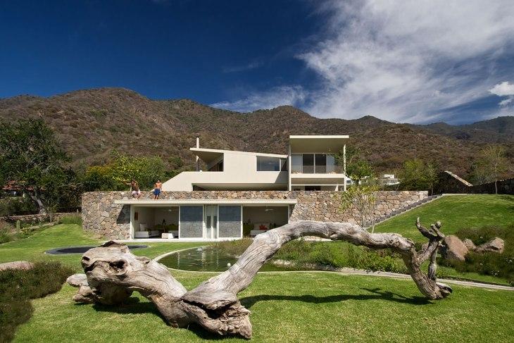 Casa del Lago - Juan Ignacio Castiello Arquitectos