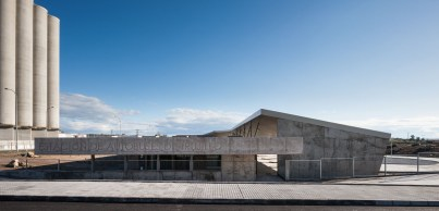 Estación de Autobuses de Trujillo - ISMO