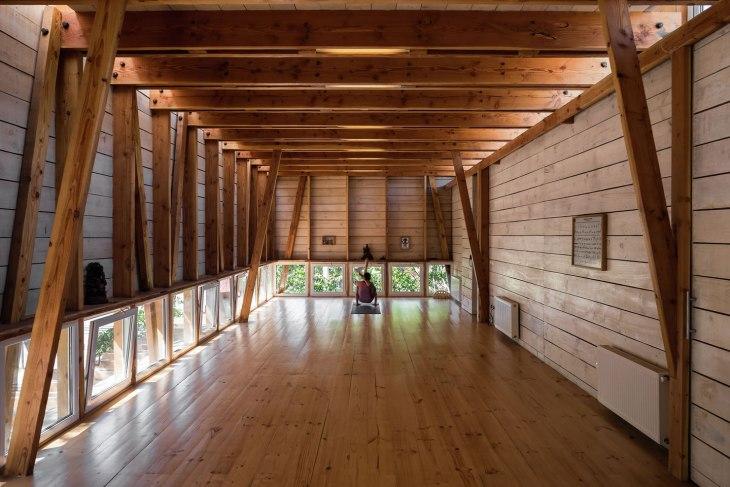 Ashtanga Yoga Chile - DX Arquitectos