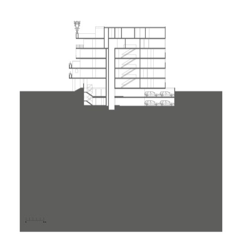Edificio Amsterdam - Jorge Hernández de la Garza