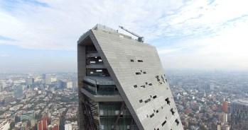 Top 10 edificios en construcción - Ciudad de México
