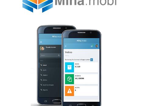 Sistema de gestão de documentos para dispositivos desktop e mobile