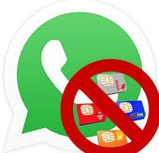 Como usar o WhatsApp sem um número de telefone