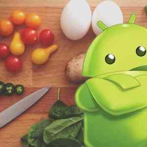 5 Melhores aplicativos de receitas para Android