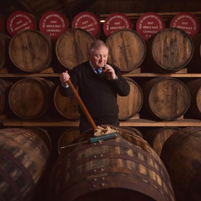 James MacTaggart, distiller, arran
