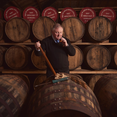 James MacTaggart, distiller, arran