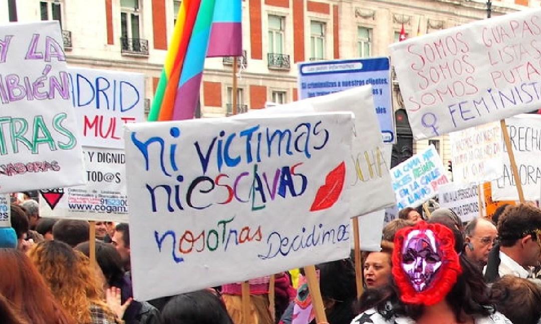 Respuestas y responsabilidades ante las agresiones en el trabajo sexual.