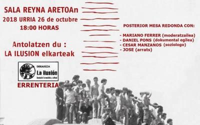 COPEL documental en Errenteria