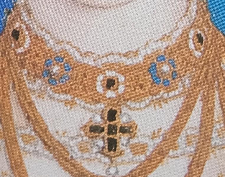 1539 nrw holbein anne portrait miniature halsband