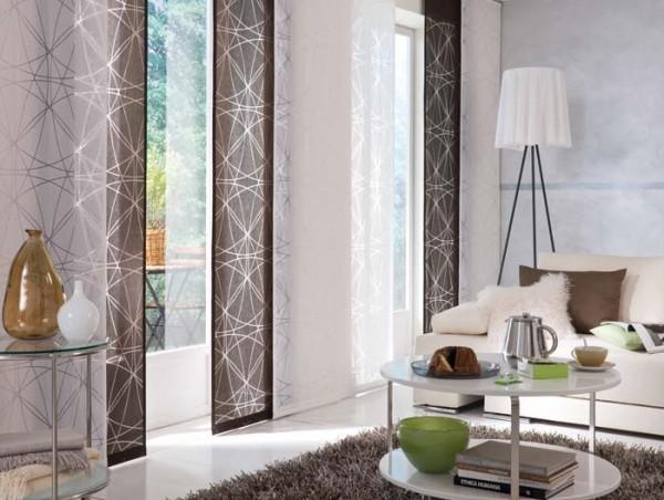 Che tessuto scegliere, che misura e forma abbinare alla finestra, come accordare i colori alla stanza per. Tende Moderne Da Interni Per Ogni Ambiente Domestico Arredamente