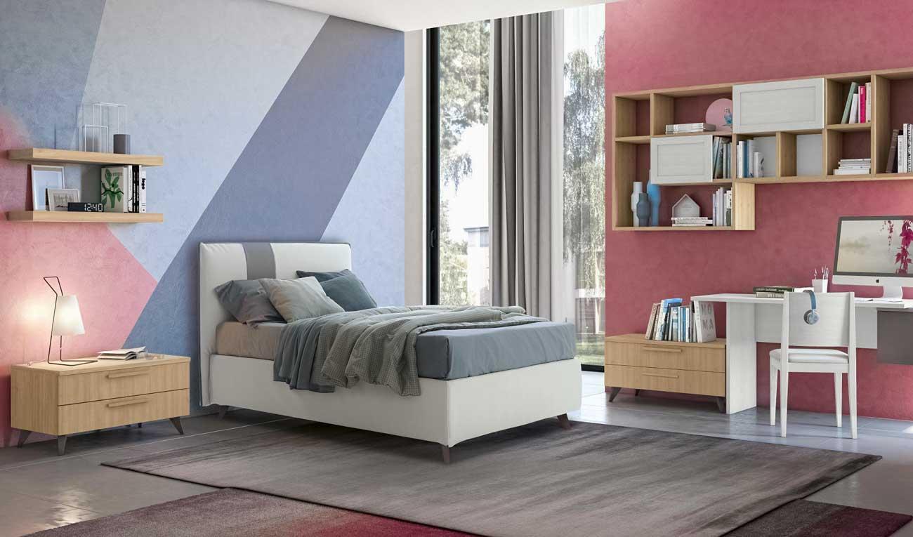 Ecco come trovare le idee camera da letto originali e pratiche, secondo i consigli. L Arredamento Della Camera Per Ragazze Alcune Idee D Arredo