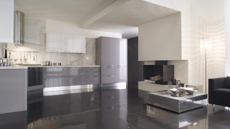 Cucina Moderna Veneta Cucine Carrera - Arredamenti L\'Opera
