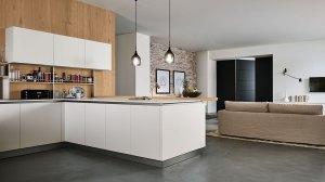 "Cucina Moderna Veneta Cucine ""Oyster Pro"""