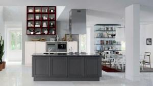 "Cucina Moderna Veneta Cucine ""Elegante Shell System"""
