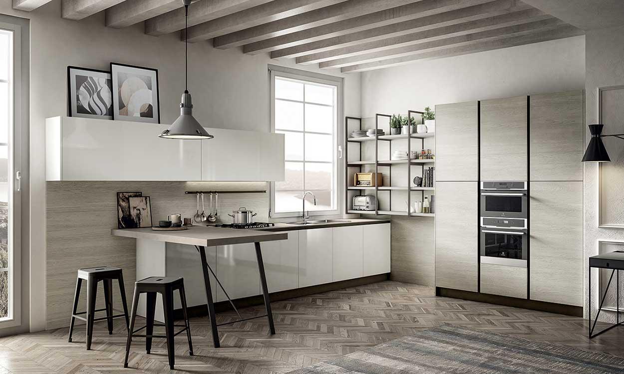 Stesso arredamento completo 24.500 €. Arredare Casa Ecco Due Soluzioni Di Arredamento Completo