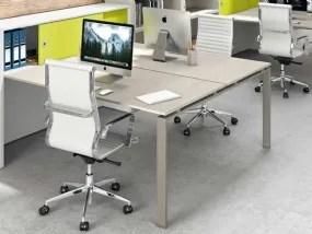 Fornitura di arredi (pavimenti, mobili e pareti attrezzate) per ufficio. Arredo Ufficio Colombini Office Mantova