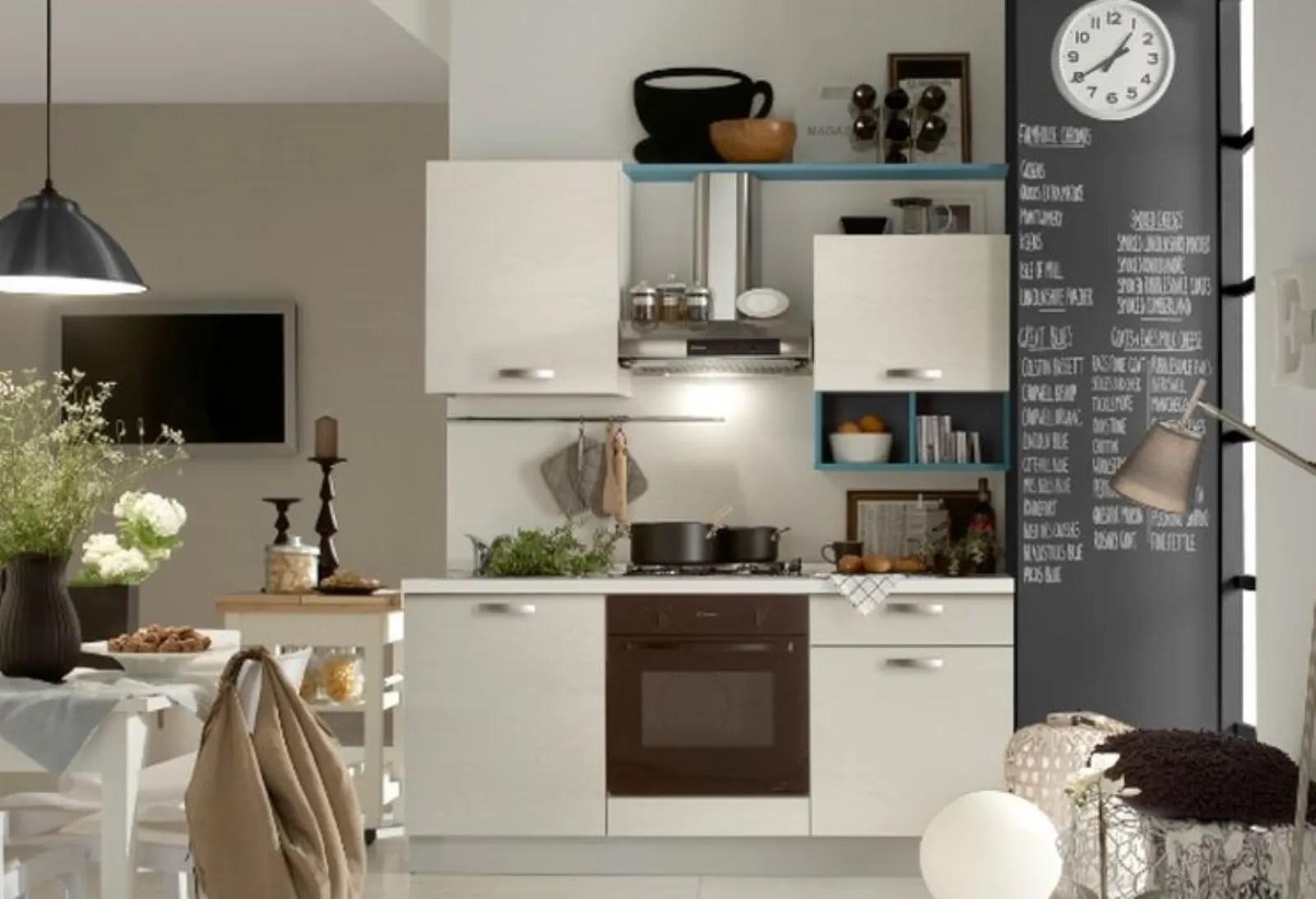 Pareti attrezzate mobili parete attrezzata, soggiorno zenzero, parete attrezzata ossido e. Cucine Mercatone Uno Economiche E Versatili