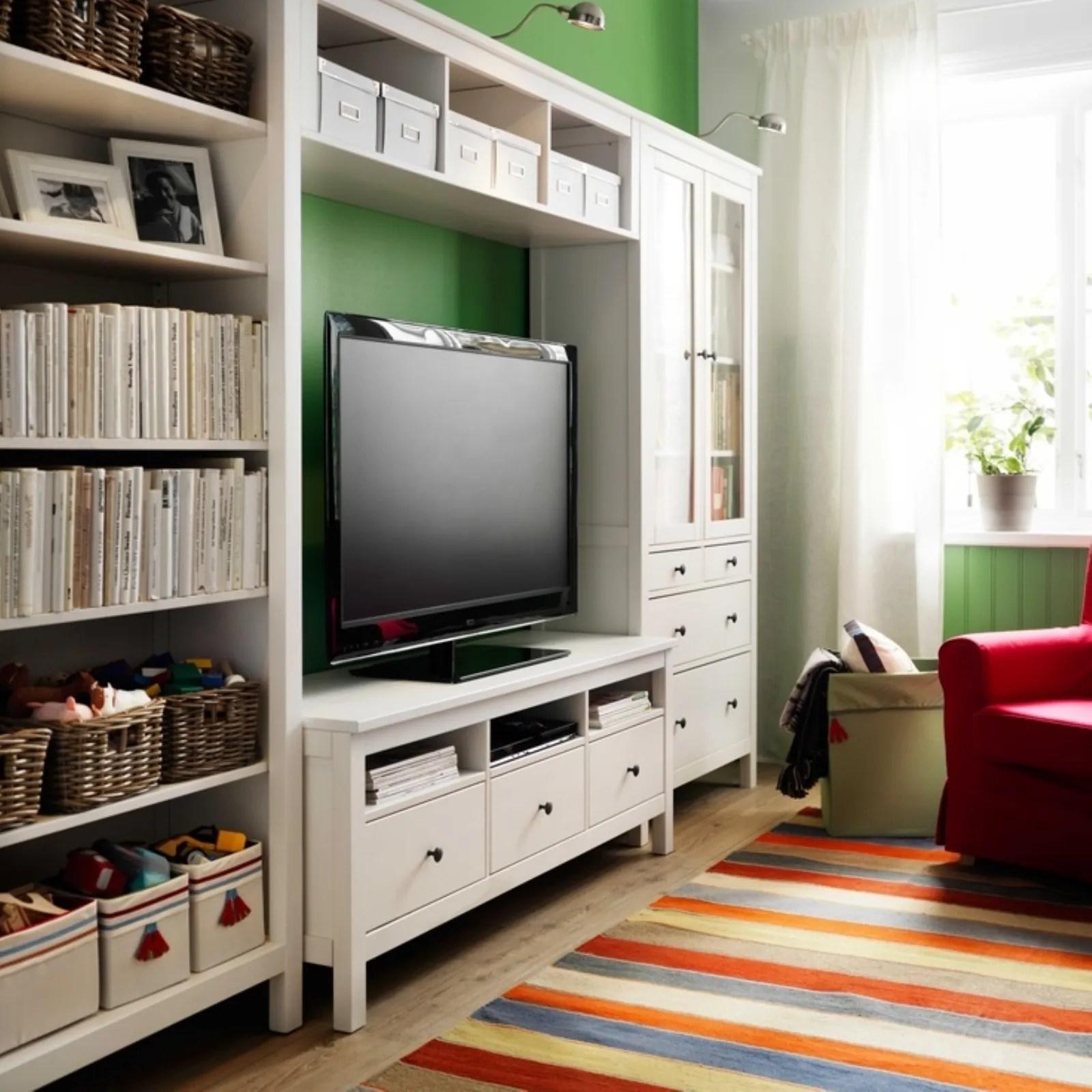 Rendi la casa più bella con un click. Le Pareti Attrezzate Ikea