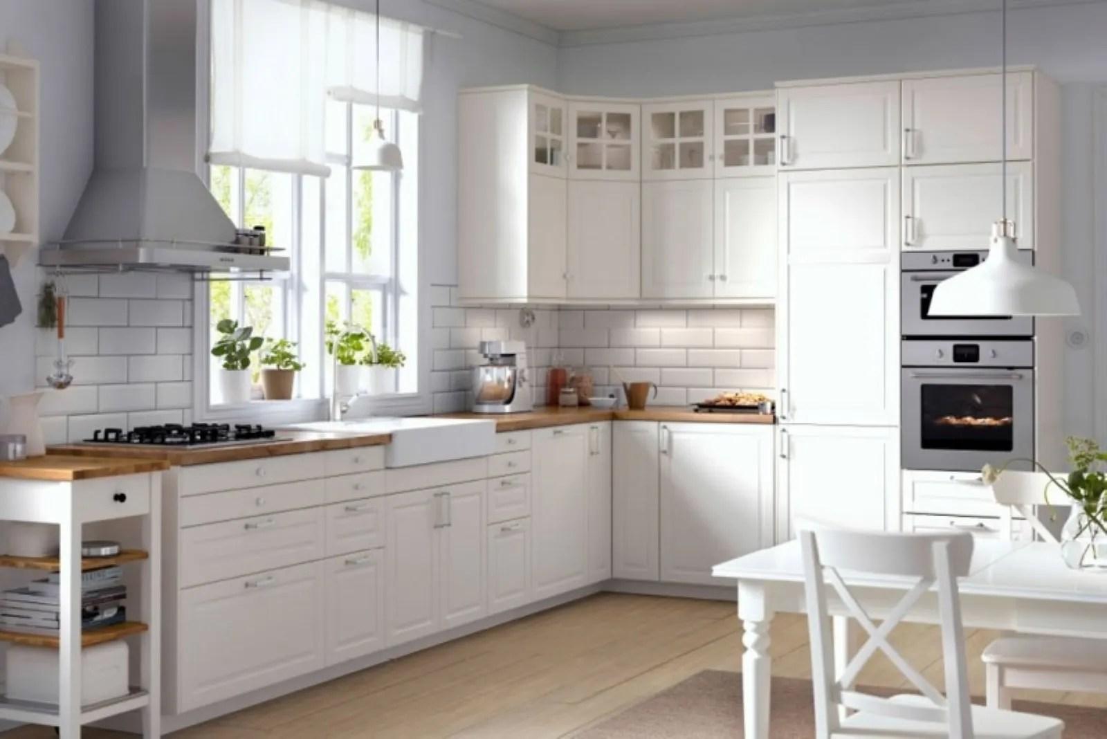 Clara cucine dispone di una vasta gamma di motorizzazioni ed aperture automatizzate per pensili e basi.i sistemi di apertura motorizzata sono stati progettat. Pensili Cucina Ikea Per Cucine Moderne