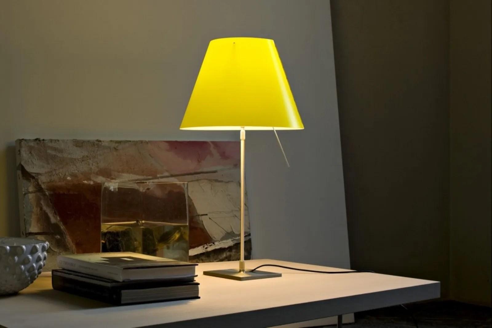 Classica e minimal oppure irriverente e moderna, troverai quella perfetta. Gli 8 Modelli Piu Famosi Di Lampada Da Tavolo Di Design