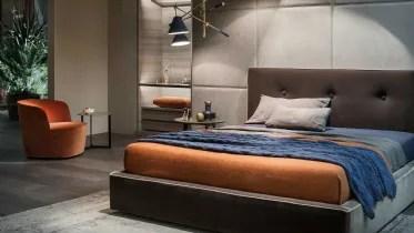 Lo stile è tutto italiano, con un occhio al design internazionale. Camere Da Letto Lema