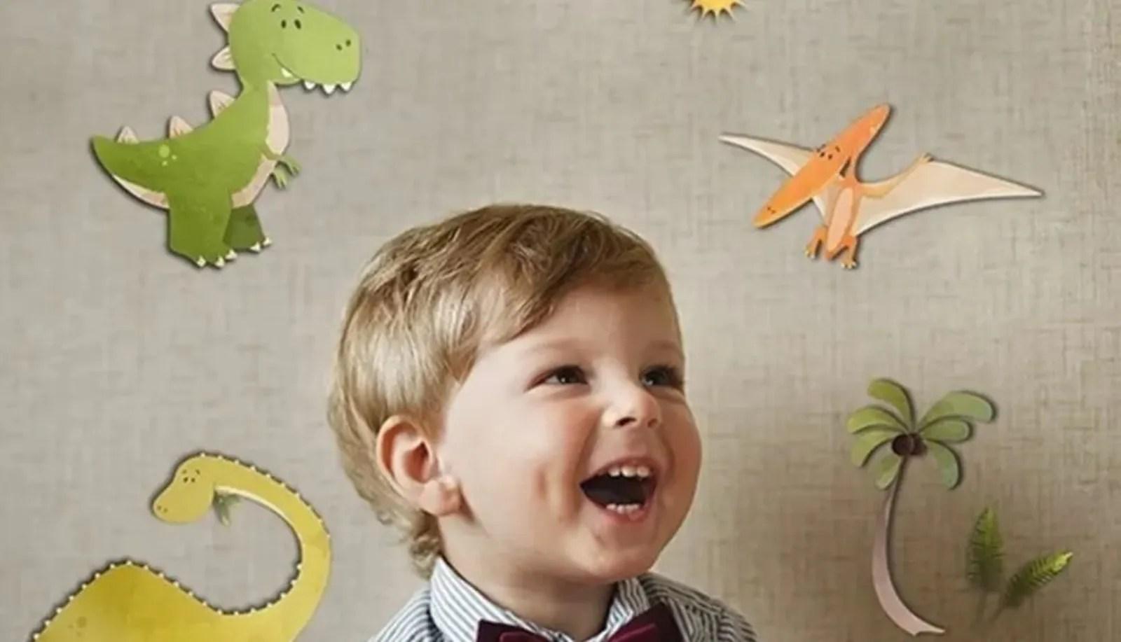 Decalmile adesivi murali bambini animali della giungla albero adesivi da. Cambiamo Faccia Alle Pareti Della Cameretta Con Gli Adesivi Murali