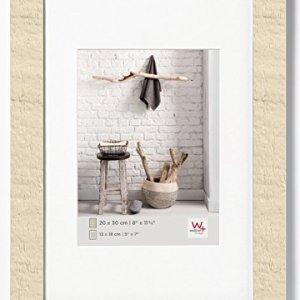 Walther Design HO015W, Home Cornice, Bianco (Cream White), 10 x 15 cm