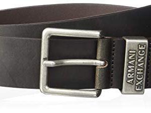 ARMANI EXCHANGE Cowboy Cintura Marrone T Di MoroDark Brown 00354 5 Taglia Unica 32 Uomo
