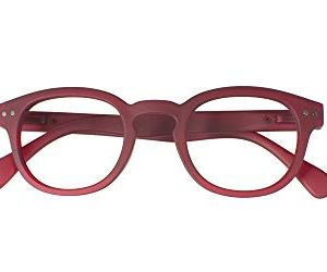 El Charro Occhiali da Lettura Modello Florida Rosso Diottria 3  1 Prodotto