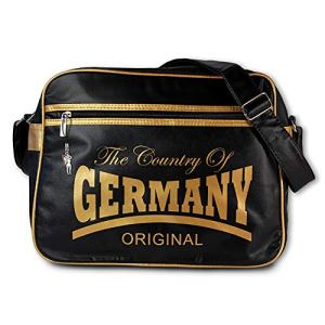 SilberDream Robin Ruth GERMANY Country OTG100Y  Borsa a tracolla in PVC colore NeroOro
