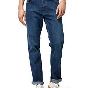 Wrangler Texas Contrast Jeans Blu Classic Blues 18 34W  32L Uomo