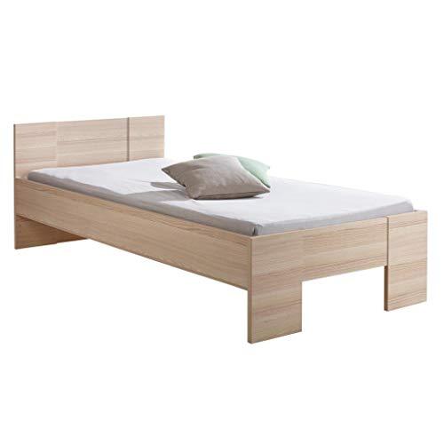 Composad Letto Singolo componibile aunapiazza legno