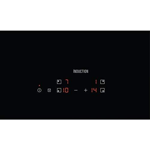 Electrolux  Piano cottura ad induzione KTI 6430 E finitura nera da 60cm