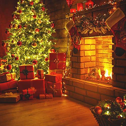 Litogo Luci Led a Batteria 12 Pezzi Lucine Led Decorative 2M 20 LED Filo di Rame Stringa Ghirlanda Luminosa InternoEsterni Per Camere Festa Giardino Natale Halloween Matrimonio Bianco Caldo