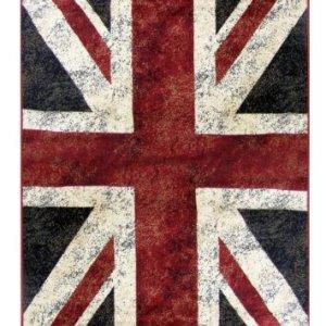 Viva Pop UK Tappeto Arredo Multicolore 150 x 100 cm