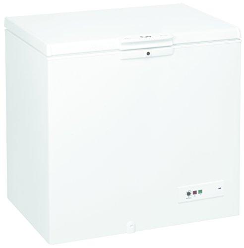 Whirlpool WHM 22113 Libera Installazione A pozzo 215L A Congelatore Bianco
