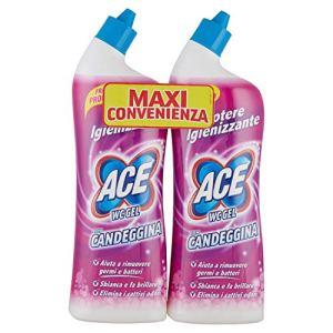 Ace WC Gel con Candeggina  2 Confezioni da 700 ml