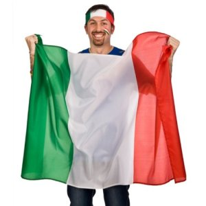 Carnival Toys 04611 Bandiera Italia 150 x 90 cm