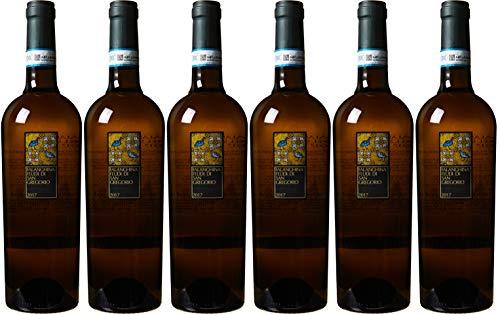 Falanghina Sannio Doc Feudi di San Gregorio  6 Bottiglie da 075L